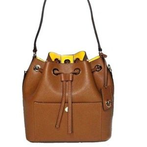 MICHAEL KORS  GREENWICH Medium Bucket Bag